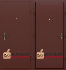 Входная дверь Оптим Лайт Антик Медь (45 мм)