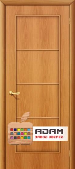 Межкомнатная ламинированная дверь 4Г10 миланский орех (10 Г)