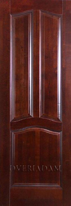 Двери Неаполетано орех глухая