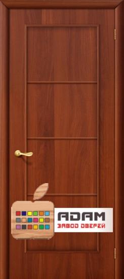 Межкомнатная ламинированная дверь 4Г10 итальянский орех (10 Г)