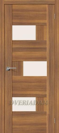 Межкомнатная дверь с эко шпоном Легно-39 Golden Reef