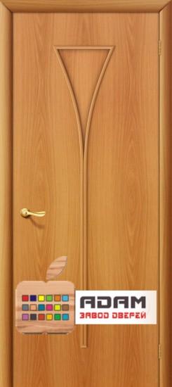Межкомнатная ламинированная дверь 4Г3 миланский орех (3 Г)