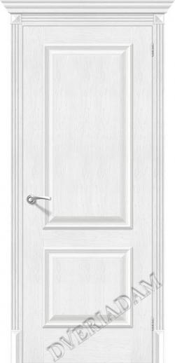 Межкомнатная дверь с эко шпоном Классико-12 Royal Oak