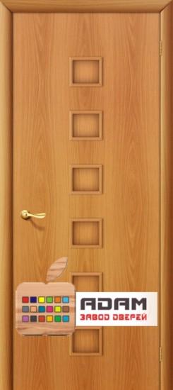 Межкомнатная ламинированная дверь 4Г1 миланский орех (1 Г)