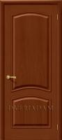 Межкомнатная дверь Кемер ПГ  Темный дуб (Д-32)