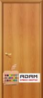 Межкомнатная ламинированная дверь ГостАдам  цвет Миланский орех