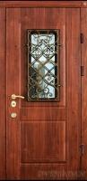 Металлические двери СТРАЖ -015 Lattise Классик