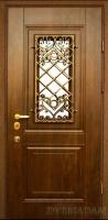 Металлические двери СТРАЖ-016 Lattise Рим