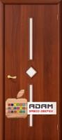 Межкомнатная ламинированная дверь 4С9 итальянский орех (9 С)