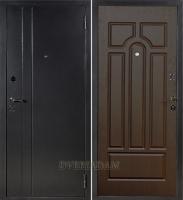 Стальная дверь Классика 103 Венге