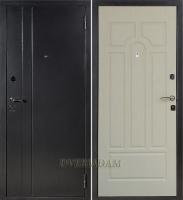 Стальная дверь Классика 103 Беленый дуб