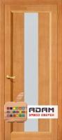 Межкомнатная дверь из Массива СОСНЫ Вега 18 ПО светлый орех