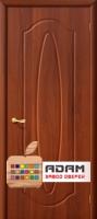 Межкомнатная дверь с ПВХ-пленкой Орбита ПГ, итальянский орех