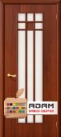 Межкомнатная ламинированная дверь Премиум ПО итальянский орех (16 С)