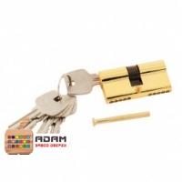 Цилиндр ключ+ключ золото