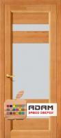 Межкомнатная дверь из Массива СОСНЫ Вега 2 ПО светлый орех