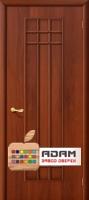 Межкомнатная ламинированная дверь Премиум ПГ итальянский орех (16 Г)