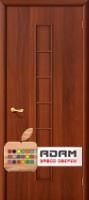 Межкомнатная ламинированная дверь 4Г2, итальянский орех (2 Г)