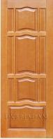 Межкомнатная дверь из массива сосны АМПИР Глухая