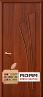 Межкомнатная ламинированная дверь 4Г4 итальянский орех (4 Г)