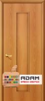 Межкомнатная ламинированная дверь Тиффани ПГмиланский орех (20 Г)
