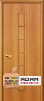 Межкомнатная ламинированная дверь 4Г2, миланский орех (2 Г)