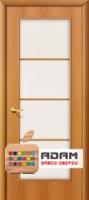 Межкомнатная ламинированная дверь 4С10 миланский орех (10 С)
