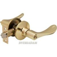 Дверная ручка-защелка 891 золото