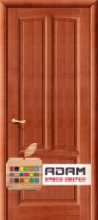 Межкомнатная дверь из Массива Челси ПГ махагон
