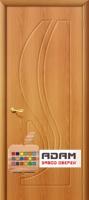 Межкомнатная дверь с ПВХ-пленкой Лотос ПГ, миланский орех
