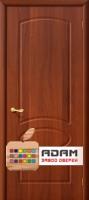 Межкомнатная дверь с ПВХ-пленкой Неаполь ПГ, итальянский орех