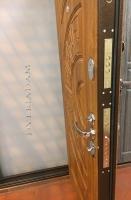 Входная дверь GROFF P3-302 П-4 Золотой Дуб (серия Premium)
