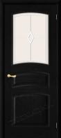Межкомнатная дверь из Массива М16 ПО венге