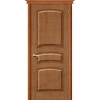 Межкомнатная дверь из Массива М16 ПГ Светлый лак
