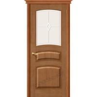 Межкомнатная дверь из Массива М16 ПО Светлый лак