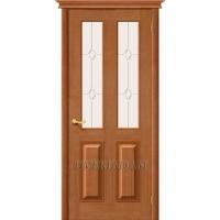 Межкомнатная дверь из Массива М15 ПО Светлый лак