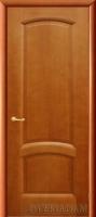 Межкомнатная шпонированная дверь Александрит  ПГ светлый анегри
