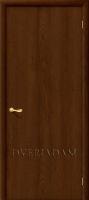 Межкомнатная ламинированная дверь ГостАдам цвет Испанский орех