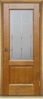 Межкомнатная дверь из массива модель Бароло ПО ДУБ