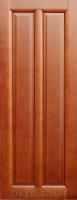 Межкомнатная шпонированная дверь Бриз-2 ПГ анегри темный