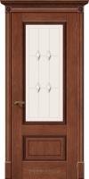 Межкомнатная шпонированная дверь Йорк ПО Коньячный Дуб