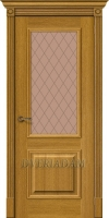 Межкомнатная шпонированная дверь Вуд Классик-13 Natur Oak