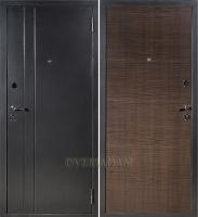 Стальная дверь Классика Классика-701 Венге ЗD
