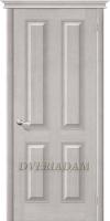 Межкомнатная дверь из Массива М15 ПГ Белый воск