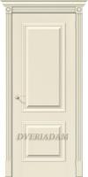 Межкомнатная шпонированная дверь Вуд Классик-12 Ivory