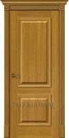 Межкомнатная шпонированная дверь Вуд Классик-12 Natur Oak