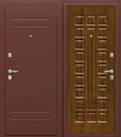 Стальная дверь Оптим Нова Французский дуб