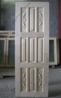 Деревянная дверь из массива сосны АРБАТ ВЕНЬЗЕЛЬ ПДГ
