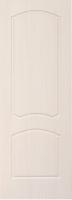 Межкомнатная дверь с ПВХ-пленкой АЛЬФА  ПГ беленый дуб
