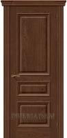 Межкомнатная шпонированная дверь Вена ПГ Виски
